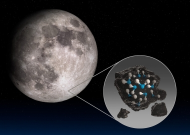 NASA's SOFIA Discovers Water on Moon