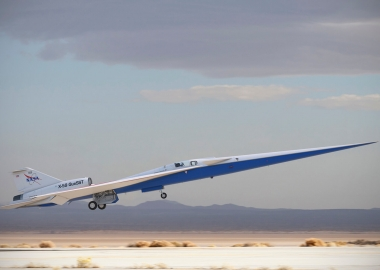 FAA establishes civilian supersonic test corridor in Kansas
