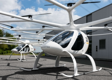 Japan Airlines invests into eVTOL development through Volocopter