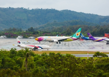Nok Air Boeing 737 in colorful livery aerotime news