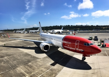 Norwegian Air Shuttle Boeing 737-8 MAX