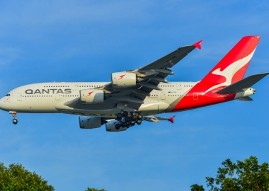 Take a look: Qantas first refurbished Airbus A380