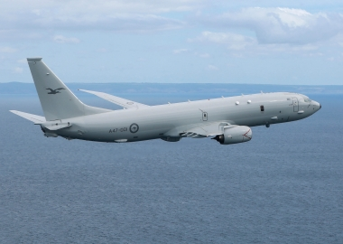 Australia to acquire two more Boeing P-8A Poseidons