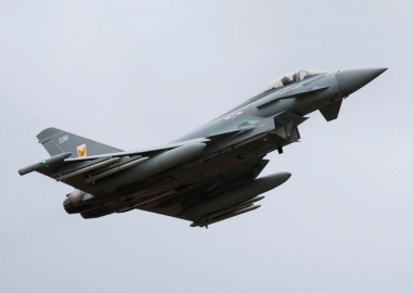 NATO fighters intercept Russian bombers approaching UK airspace