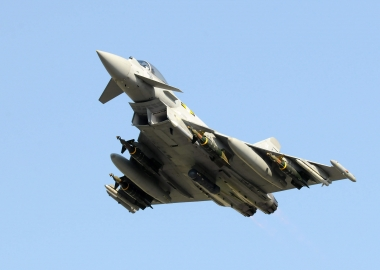 RAF Typhoon Litening III pod mistakenly destroyed during testing