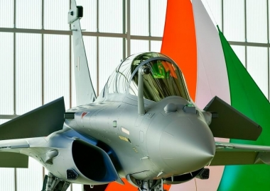 Dassault Aviation delivers its first Rafale fighter jet to India