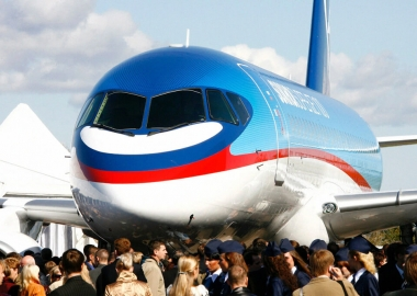 Superjet-100, a controversial aircraft