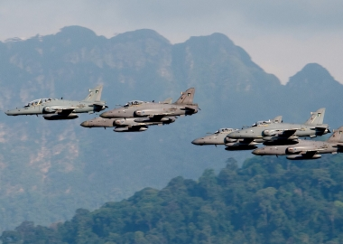 Malaysia to acquire new fighters amid tense territorial situation