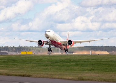Rossiya Boeing 777 makes emergency landing over engine issue
