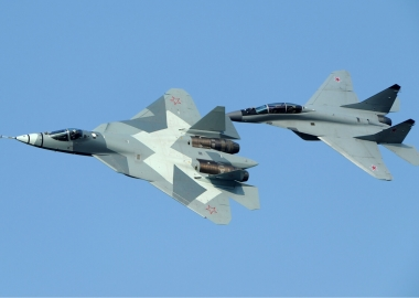 Russian Su-57 to get new engines after mid-2020s