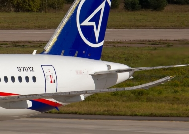 "SCAC finishes Superjet 100 ""saberlets"" flight testing"