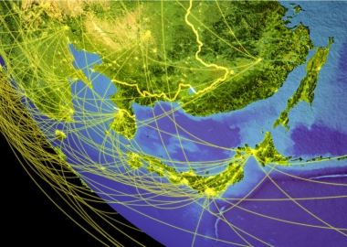 South Korea, Japan, China to end risky airspace situation