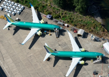 Debris discovered in fuel tanks of Boeing 737 MAX