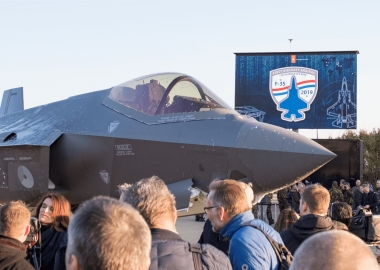 First Dutch F-35A grounded for three weeks after welcome blunder