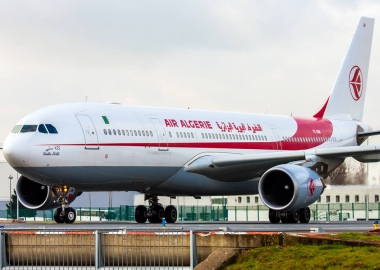 Air Algerie Airbus