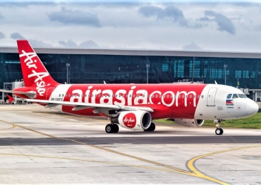 Air Asia Philippines Airbus A320