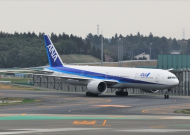 All Nippon Airways (ANA) Boeing B777-300ER