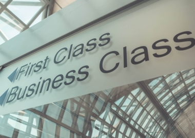 sign to first class and business class aerotime news