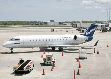 SkyWest Airlines aircraft
