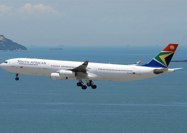 south african airways a340 in flight aerotime news