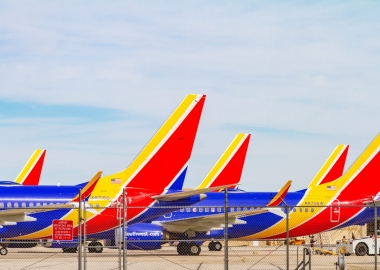 outhwest Airlines is storing fleet of Boeing 737 aerotime news