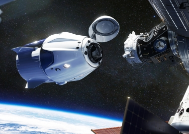 SpaceX Dragon capsule reaches International Space Station