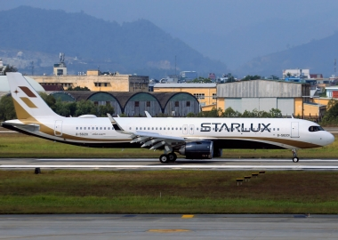 StarLux to lease 12 new Airbus aircraft, fleet up to 42