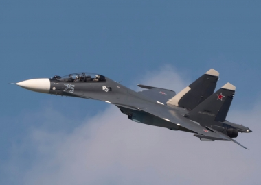 Russian Su-30 fighter jet shot down by friendly fire