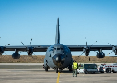 Lockheed Martin delivers first French KC-130J Super Hercules