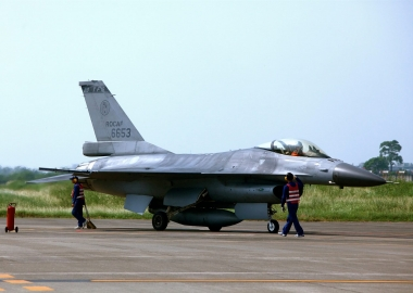 Taiwan grounds F-16 fleet after fighter goes missing