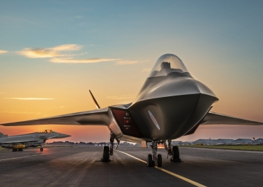 Tempest fighter program gears up with new partners and investment