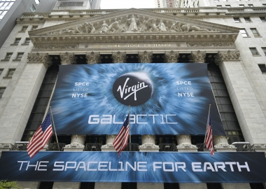 Virgin Galactic stakes drops after holders file shares for sale