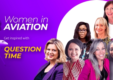 Question Time | Women in Aviation