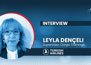 Interview with Layla Denceli from Turkish Airlines Cargo Training