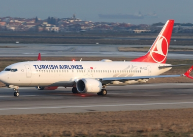 Turkish Airlines restarts Boeing 737 MAX operations