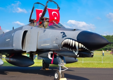 Turkish Air Force capability threatened by US sanctions