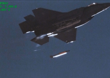 USAF F-35A achieves supersonic nuclear bomb drop-test