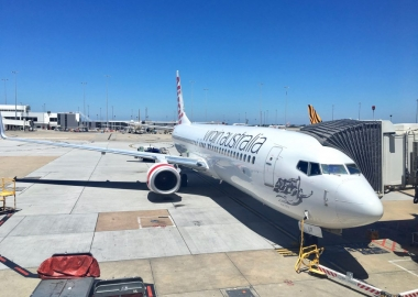Virgin Australia completes major biojet trial at Brisbane airport