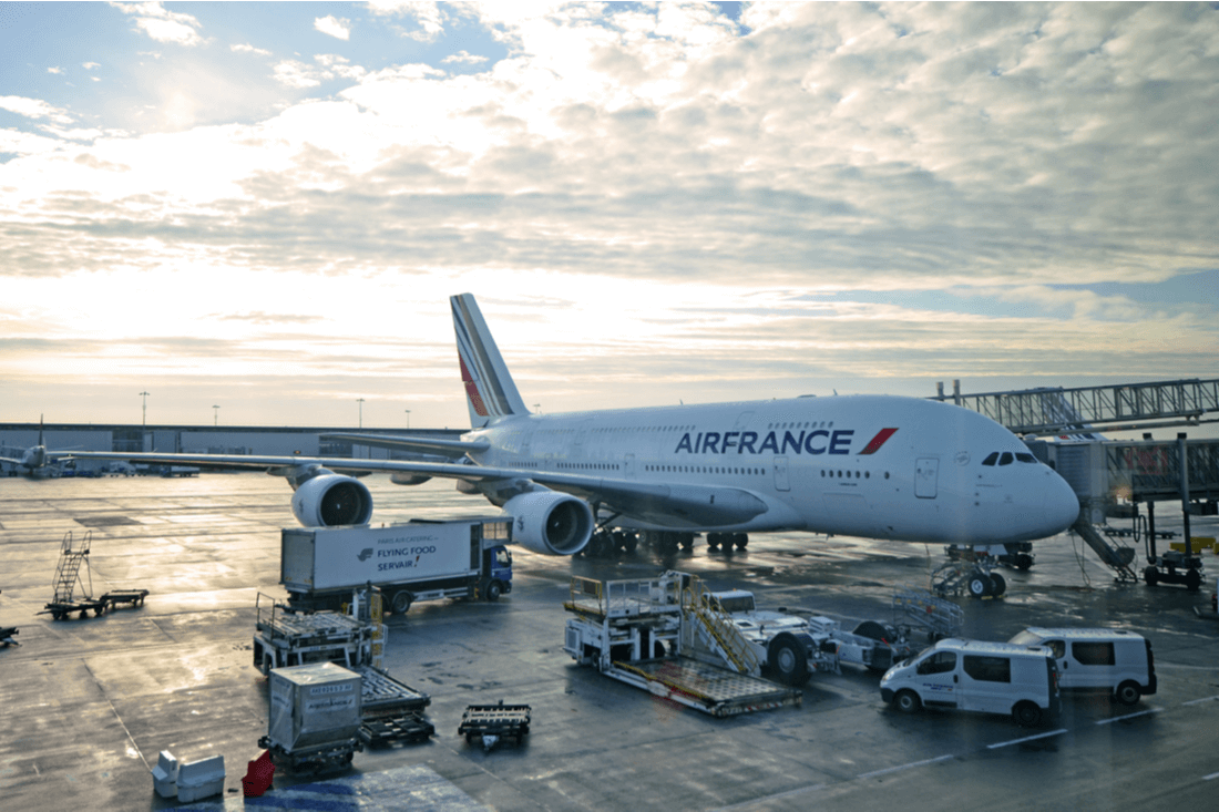 Air France-KLM finances affected by A380 retirement