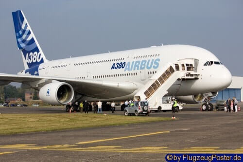 airbus a380 800 largest passenger aircraft