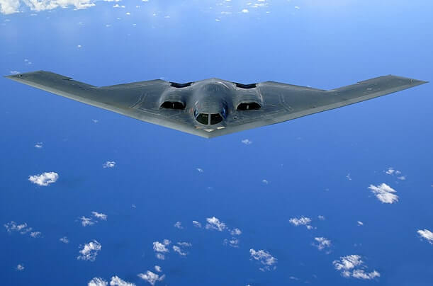 b 2 spirit stealth bomber most expensive airplane