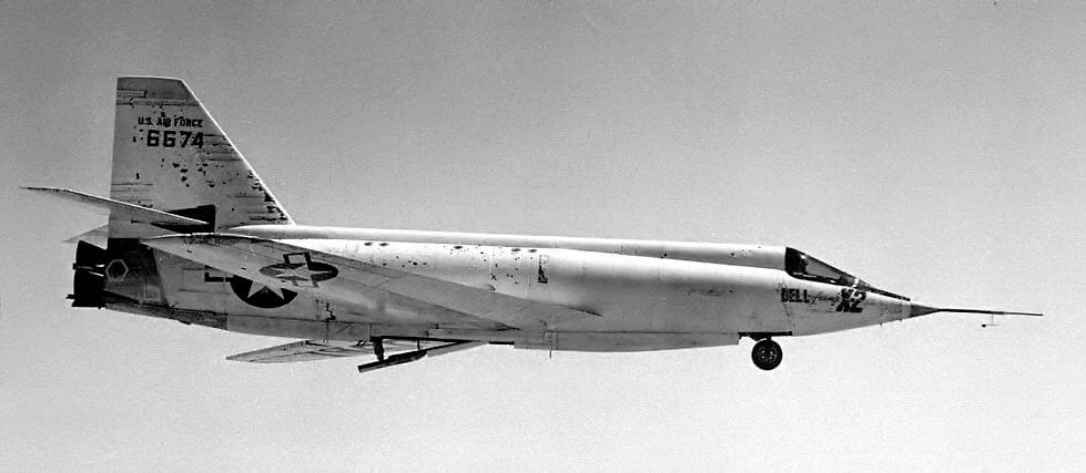 bell x-2 starbuster fastest aeroplane