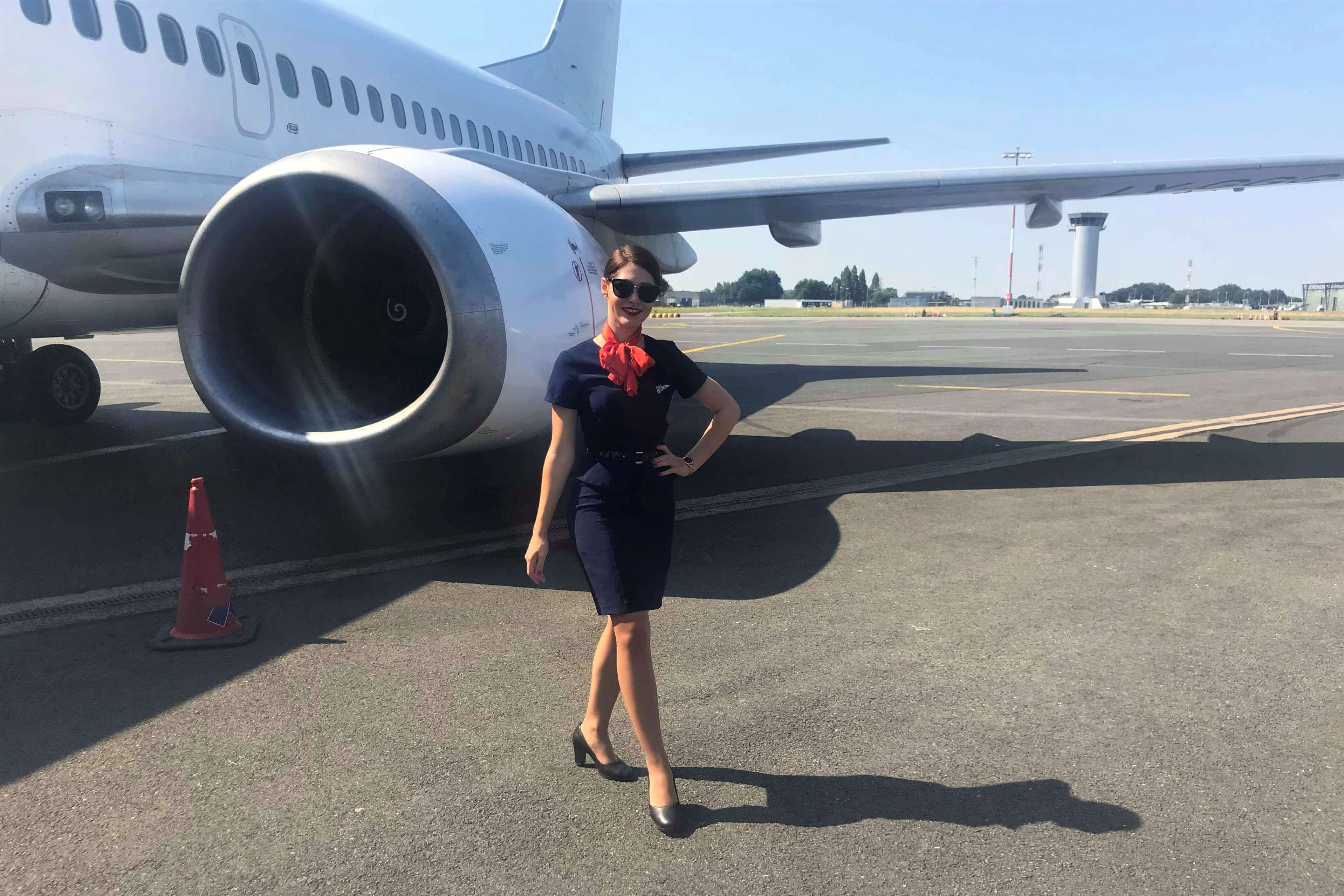 Flight attendant's story: lost job while stuck in exotic island