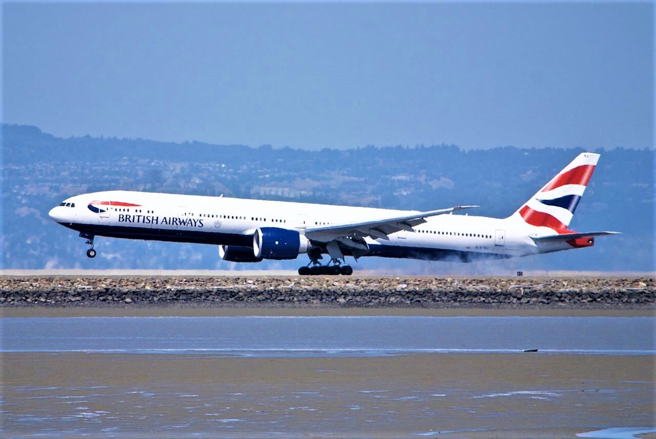 British Airways Takes 1st Boeing 777 With Club World Suite