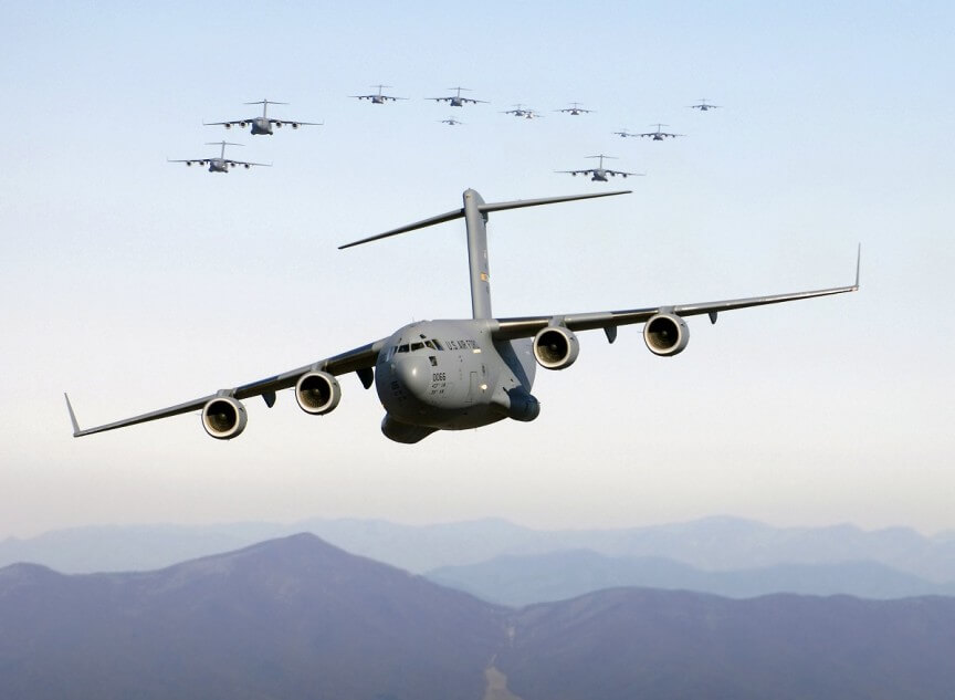 c 17a globemaster the most expensive airplane