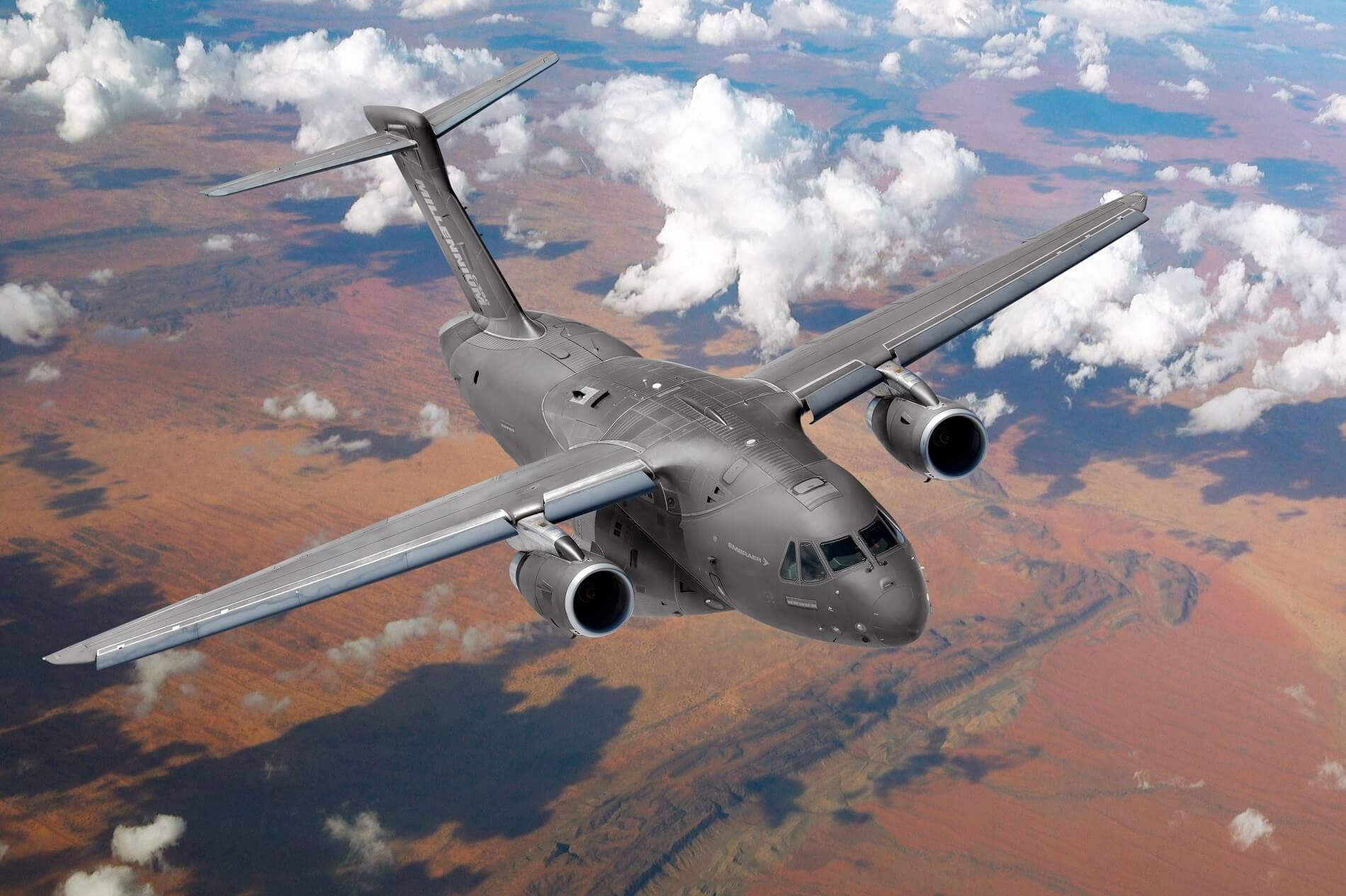 Hungarian Air Force orders two Embraer KC-390 transporters