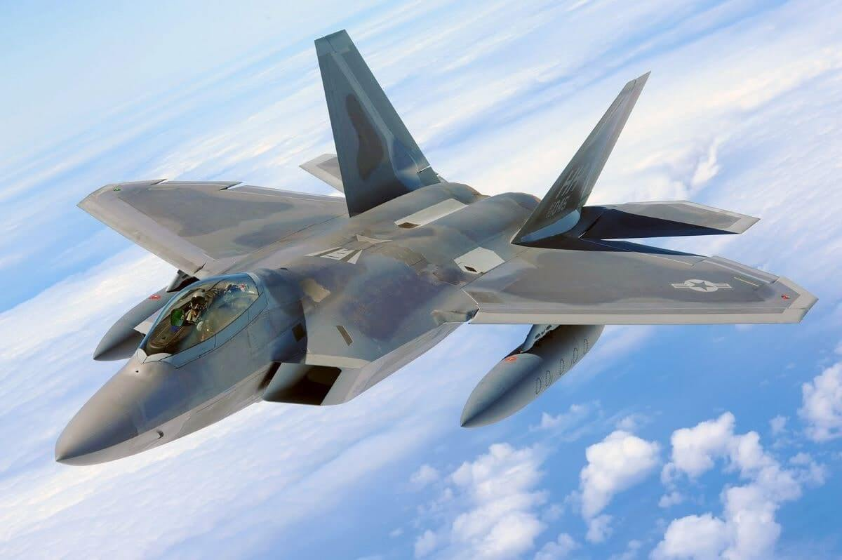 f 22 raptor most expensive aircraft
