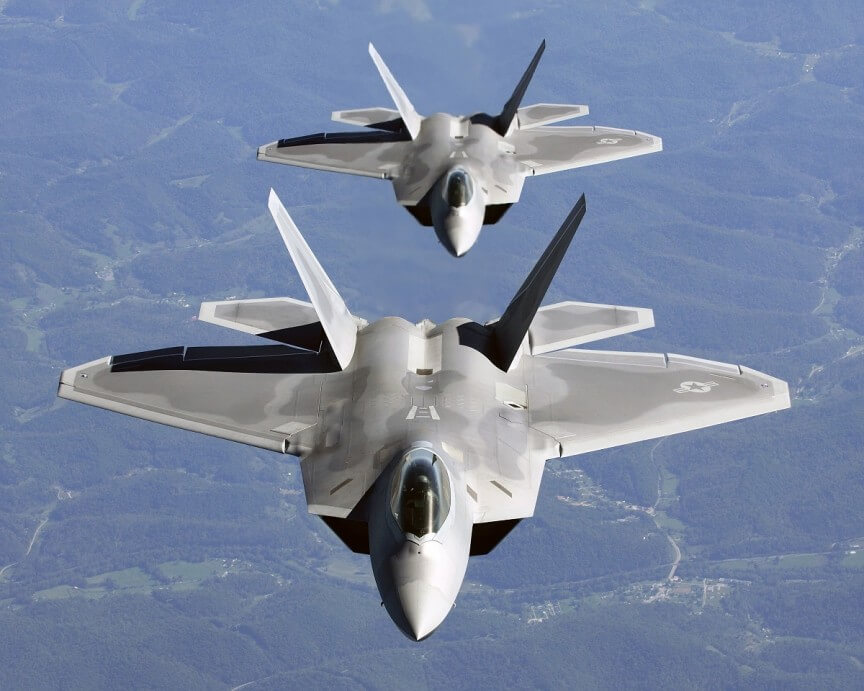 f 22 raptor most expensive airplane