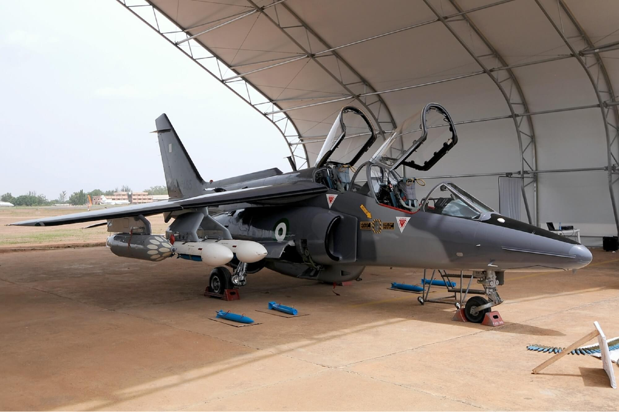 Nigerian Air Force jet goes missing during support mission