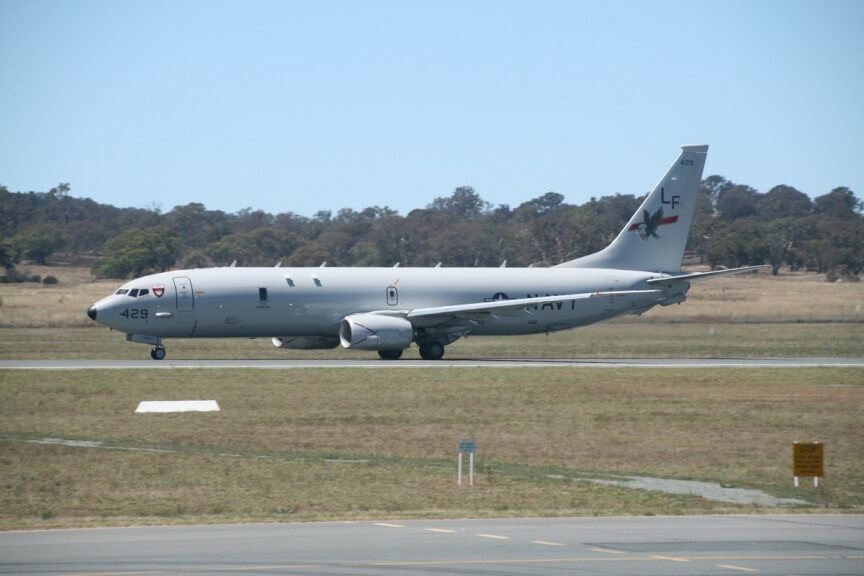 p 8a poseidonmost expensive airplane in the world